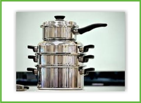 safe stainless steel cookware