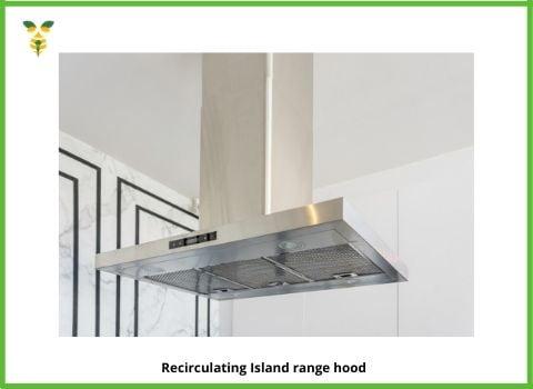 Stainless Steel Island Range Hood