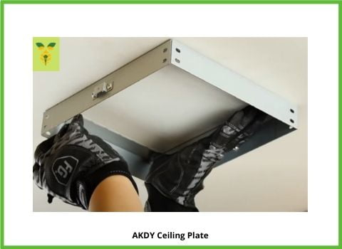 Akdy Ceiling plate