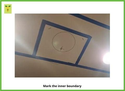 Inner Boundary marking