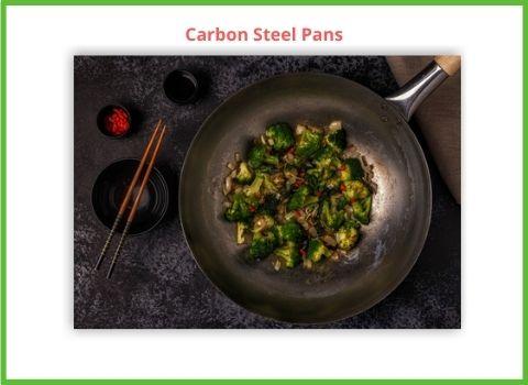 brief description on Carbon Steel skillet
