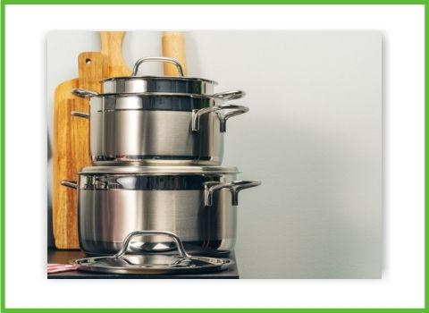 brief description on Stainless Steel cookware