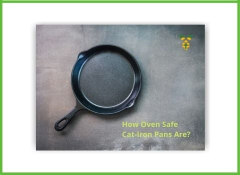 cast iron oven safety