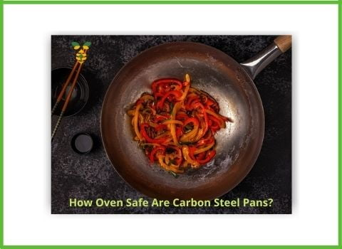 carbon steel oven safety