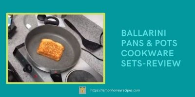 Ballarini cookware Review